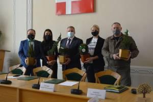 """Волинь і екологічний проєкт """"Озеленення України"""""""