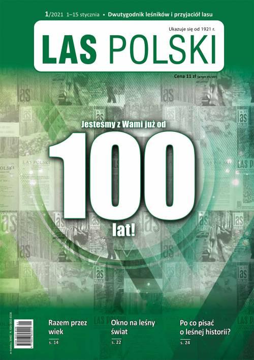 Польському виданню, яке пише про ліс – 100 років!