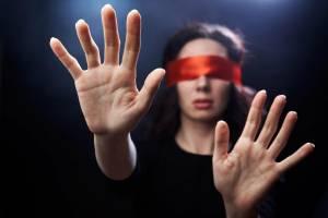Про що розповість сліпота