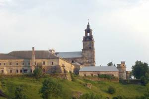 Підкаменський монастир Походження Дерева Христового