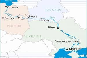 Водний шлях Гданськ-Херсон (Е40) може призвезти до посилення посух та занепаду лісового господарства