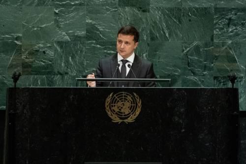 На дебатах 76-ї сесії Генеральної Асамблеї ООН Президент закликав усіх нарешті прокинутись